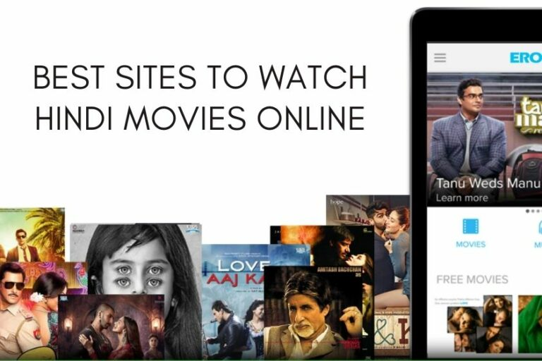 10 Best Sites to Watch Hindi Movies Online in 2020